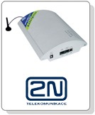 2N BRI Enterprise GSM шлюз